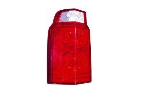 Jeep コマンダー リプレイスメント Tail Light Assembly - 1-ペア (海外取寄せ品)