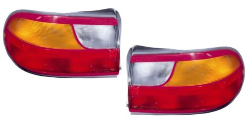 Chevy マリブ リプレイスメント Tail Light Assembly - 1-ペア (海外取寄せ品)