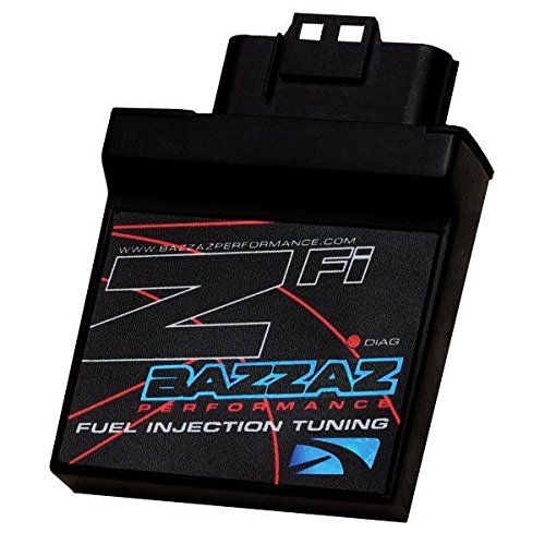 Bazzaz Z-Fi Fuel Management System for 2006-2010 ヤマハ YZF-R6 Motorcycles - ヤマハ YZF-R6 2010 (海外取寄せ品)