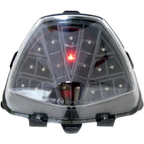 Competition Werkes Integrated Taillights - Clear MPH-80161C (海外取寄せ品)