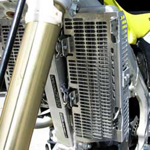 02-04 HONDA CR250: DeVol Radiator Guards (海外取寄せ品)