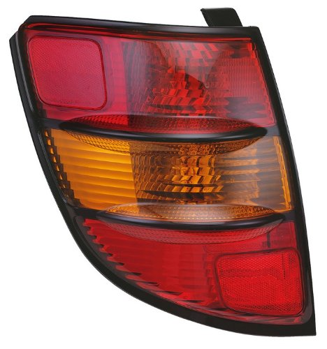 Eagle アイ ライト GM487-U000L Tail Light Assembly (海外取寄せ品)
