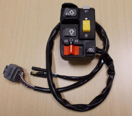 2002-2004 Honda TRX 250 TRX250 Recon Electric Shift Start Kill Light Switch (海外取寄せ品)