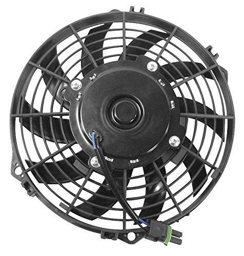 New 2001-2004 Polaris Sportsman 400 4x4 Complete Cooling ファン Assembly (海外取寄せ品)