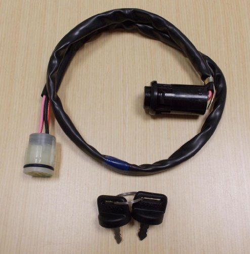 New 2004-2007 Honda TRX 400 TRX400 FA Rancher ATV OE Ignition Switch With キー (海外取寄せ品)