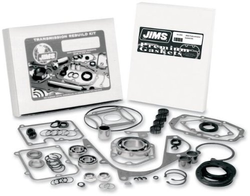 Jims A カット Above タイム-Saver 5-スピード Transmission Master キット 1035 (海外取寄せ品)