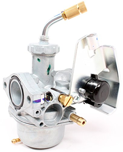 Kawasaki 2010 2011 2012 2013 2014 2015 2016 2017 KLX110 KLX110L KLX 100 100L Carburetor Assembly 15004-0065 New OEM (海外取寄せ品)
