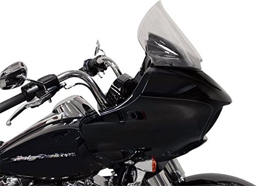 Klock Werks KW05-01-0327 12in. プロ-ツーリング Flare Windshield - ティント (海外取寄せ品)
