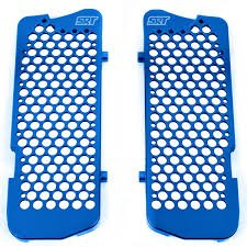 SRT プロ-アーマー Aluminum Radiator Guards KTM Husaberg SRT00207 (海外取寄せ品)