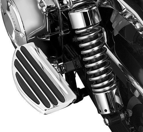Kuryakyn ISO Passenger Boards for Harley Models with Passenger Pegs (海外取寄せ品)
