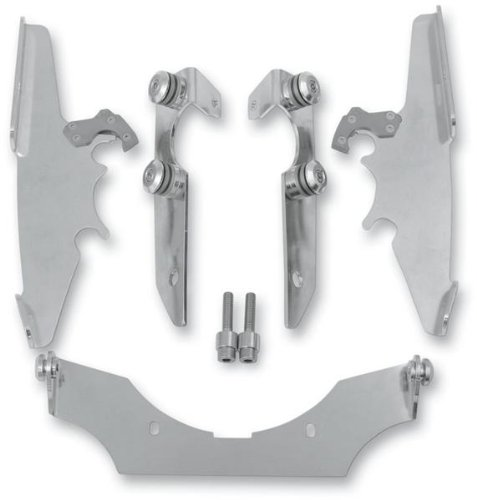 Memphis Shades Batwing Mount キット Aluminum Victory ベガ (海外取寄せ品)