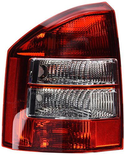 OE リプレイスメント Jeep コンパス ドライバー Side Taillight Assembly (Partslink ナンバー CH2800169) (海外取寄せ品)