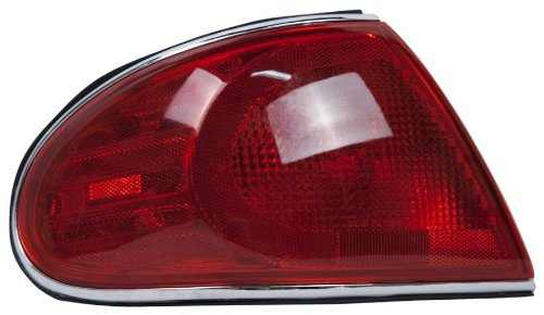 OE リプレイスメント Buick Lesabre ドライバー Side Taillight Assembly (Partslink ナンバー GM2800151) (海外取寄せ品)
