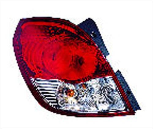 OE リプレイスメント Saturn Vue ドライバー Side Taillight Assembly (Partslink ナンバー GM2800227) (海外取寄せ品)