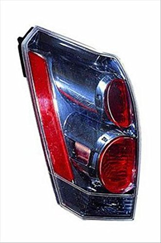 OE リプレイスメント Nissan/Datsun Quest Van ドライバー Side Taillight Assembly (Partslink ナンバー NI2800182) (海外取寄せ品)
