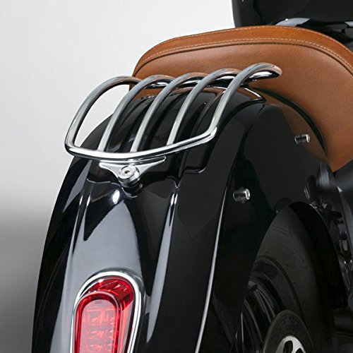 National Cycle Paladin フェンダー Fender-Mount ソロ ラゲッジ Rack for Indian Scout (海外取寄せ品)
