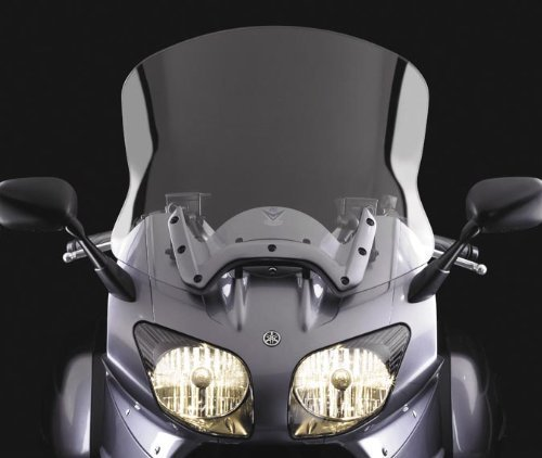 National Cycle Fairing Mount VStream Quantum Hardcoated Windscreen 20.5 インチ/Clear For ヤマハ FJR1300 2003-2005 / FJR1300A ABS 2004-2005 / FJR1300AE 2005 - N20301 (海外取寄せ品)