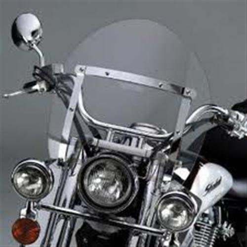 National Cycle N21701 Shorty Clear Switchable Windshield (N21701) (海外取寄せ品)