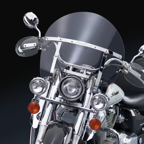 National Cycle SwitchBlade Windshield Chopped for Honda スズキ Suzuki Victory ヤマハ (N21405) (海外取寄せ品)