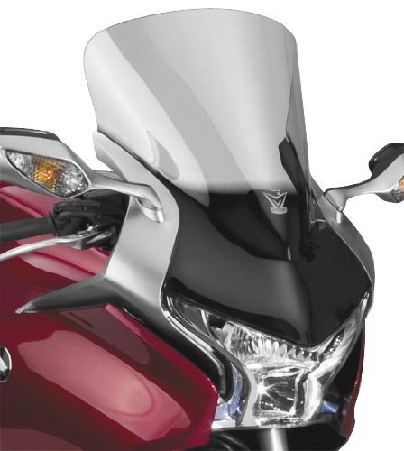 National Cycle VStream Light ティント 14.10 in. Windscreen for 2010-2013 Honda VFR1 - One サイズ (海外取寄せ品)
