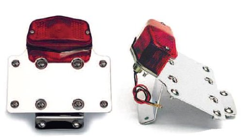National Cycle フェンダー Fender Mount Custom Taillight N971R12A (海外取寄せ品)
