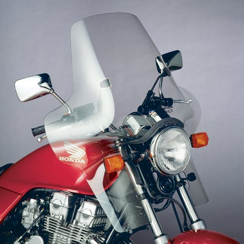National Cycle Plexifairing Three Windshield For Various Metric Motorcycles (See Specifications) - 23 インチ Height x 29-3/4 インチ ワイド - N8613-01 (海外取寄せ品)