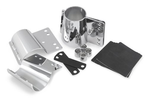 National Cycle Supplemental Hardware - CJ and CH Series Mount キット for スタンダード Forks For Honda VT1100C 1987-1990 / VT1100C 1992-1996 / VT1100C 1997-2007 / VT1100C2 1995-1999 / VT750C2 2007-2009 / VT750DC 2001-2003, 2005-2007 - キッ (海外取寄せ品)