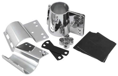 National Cycle Switchblade Mount キット クローム for スズキ Suzuki C109R (海外取寄せ品)