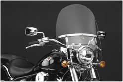 National Cycle Heavy Duty ツーリング Windshield - Clear (海外取寄せ品)