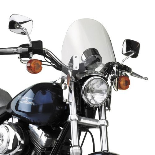 National Cycle Switchblade Deflector Windshield - Clear (海外取寄せ品)
