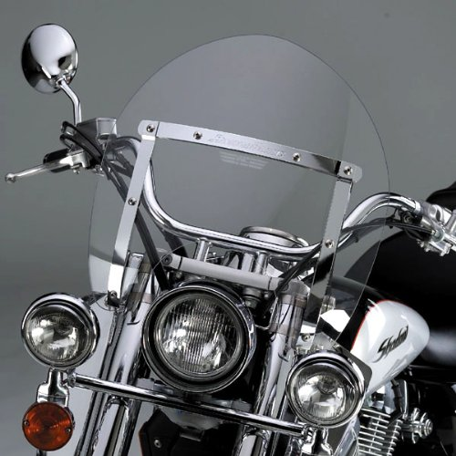 National Cycle N21709 Switchblade Shorty Clear Windshield for Kawasaki VN800A, (海外取寄せ品)