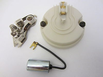 Mercruiser/OMC V8 Delco Distributor Ignition ポイント Rotor Condensor Tune-Up キット (海外取寄せ品)