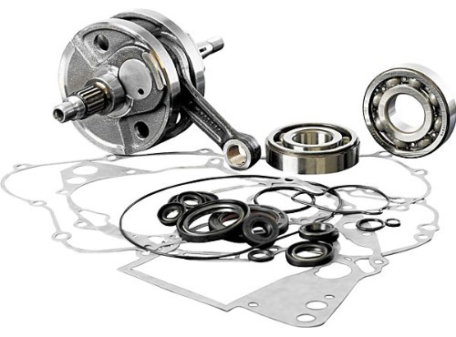 Wiseco WPC148 Crankshaft Assembly for ヤマハ サイ/Grizzly 660cc (海外取寄せ品)
