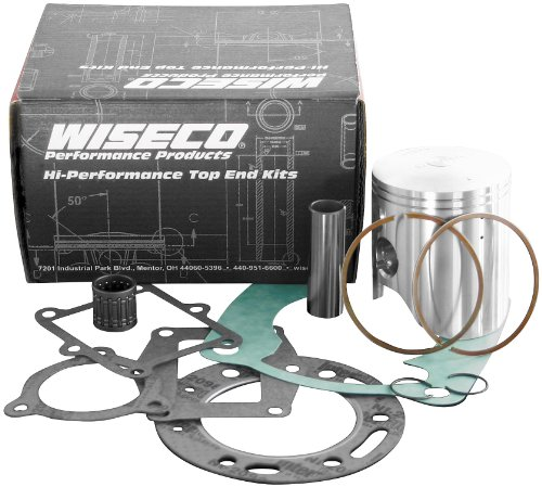 Wiseco PK1515 47.00 mm 2-Stroke Motorcycle Piston キット with Top-エンド Gasket キット (海外取寄せ品)