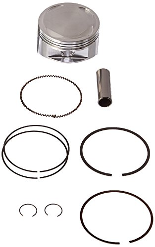 Wiseco 4606M08800 88.00mm 10:1 Compression 426cc Motorcycle Piston キット (海外取寄せ品)