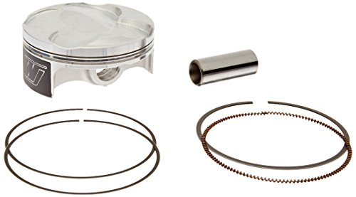 Wiseco 4921M07700 77.00mm 13.4:1 Compression 250cc Motorcycle Piston キット (海外取寄せ品)