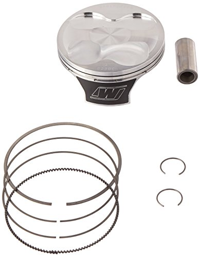 Wiseco 4901M09800 98.00mm 13:1 Compression 468cc Motorcycle Piston キット (海外取寄せ品)