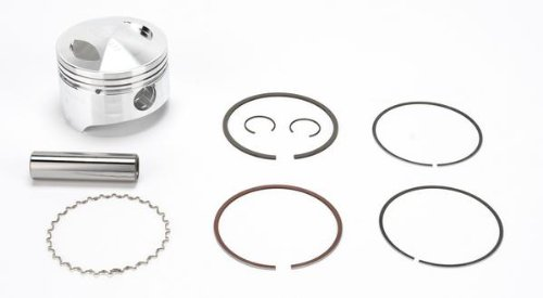 Wiseco 4382M06750 67.50mm 10.25:1 Compression 234cc ATV Piston キット (海外取寄せ品)