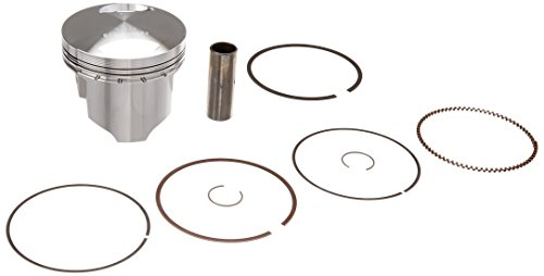 Wiseco 4045M08750 87.50mm 10:1 Compression 502cc Motorcycle Piston キット (海外取寄せ品)