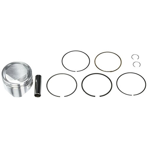 Wiseco 4329M07550 75.50mm 10.5:1 Compression 251cc Motorcycle Piston キット (海外取寄せ品)