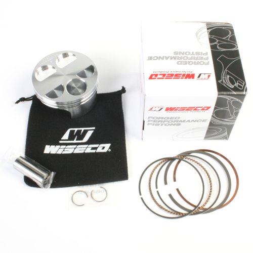 Wiseco 4650M09200 92.00mm 13.5:1 Compression Motorcycle Piston キット (海外取寄せ品)