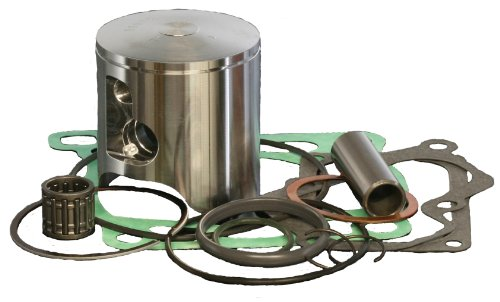 Wiseco PK1704 66.40 mm 2-Stroke Motorcycle Piston Kit with Top-End Gasket Kit