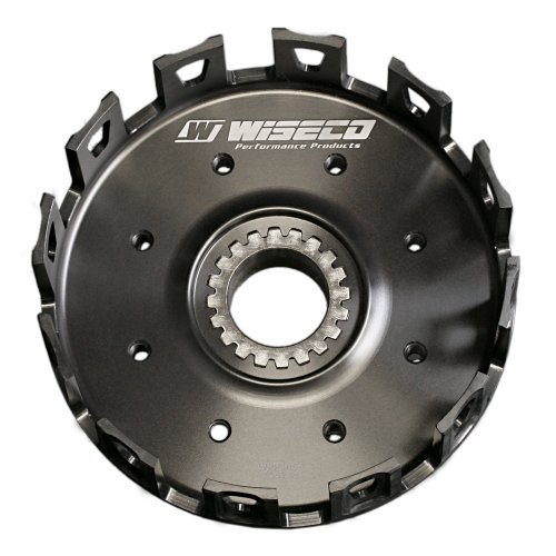 Wiseco WPP3027 Forged Billet Clutch バスケット (海外取寄せ品)