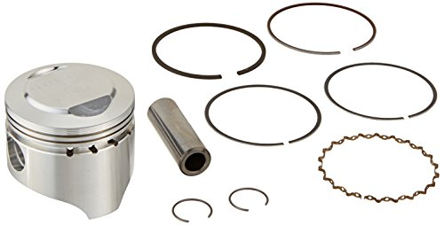 Wiseco 4880M04700 47.00mm 10.5:1 Compression 72cc Motorcycle Piston キット (海外取寄せ品)