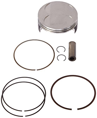 Wiseco 4890M10100 101.00mm 12.5:1 Compression Motorcycle Piston キット (海外取寄せ品)