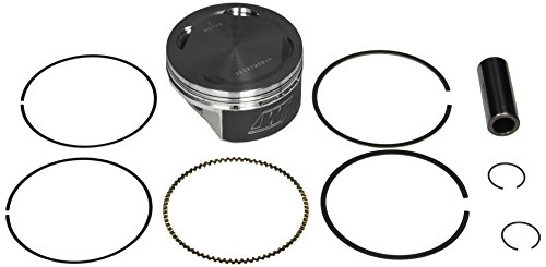 Wiseco 4989M10241 102.41mm 10.5:1 Compression 675 Motorcycle Piston キット (海外取寄せ品)