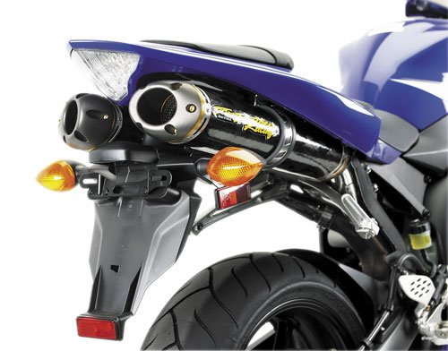 Two Brothers レーシング (005-1460408V) スタンダード Series M-2 チタニウム Canister スリップ-On Exhaust System (海外取寄せ品)