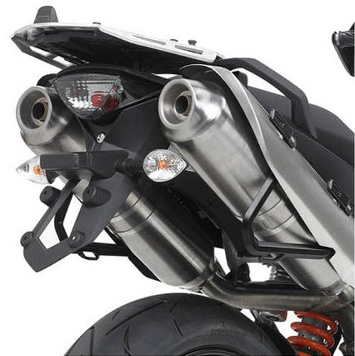 GIVI Top ケース Mounting Hardware for E21 クルーザー and Trekker Series Top ケース SRA750 (海外取寄せ品)