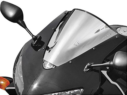 Sportech V-フロー クローム Series Windscreen for 2008-2009 ヤマハ YZF-R6 (海外取寄せ品)