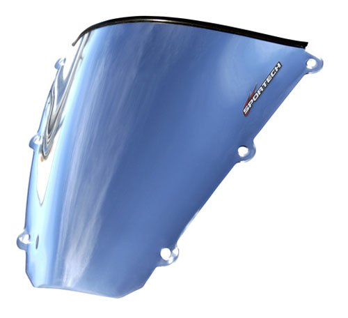 Sportech クラシック クローム Series Windscreen for 2002-2003 ヤマハ YZF-R1 (海外取寄せ品)